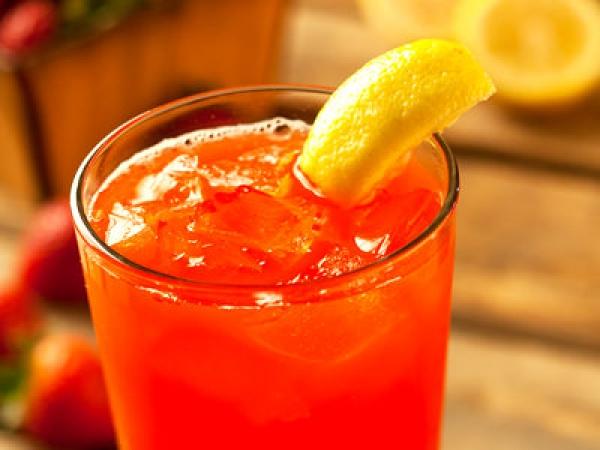 Flavored Lemonade & Teas